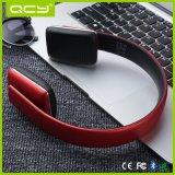 Qcy50 헤드폰 Bluetooth V4.1 무선 스튜디오 Earbud 입체 음향 이어폰