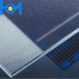 3.2mm ont gâché la glace solaire claire superbe de fer inférieur pour le panneau solaire
