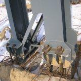 Construction en acier de construction préfabriquée avec grande portée