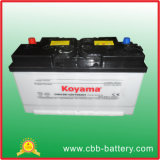 중국제 건조한 Charged Car Battery 105ah12V, Best Price를 가진 Auto Battery