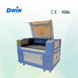 De kleine Machine van de Gravure van de Laser van Co2 40W voor het Houten Glas van het Etiket
