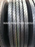 TBR Bus Tire Truck Tyreのための11r22.5.12r22.5 Radial Steel Tyre