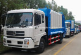 180HPガーベージはトラックを10のTによって圧縮されるごみ収集車集め、運ぶ