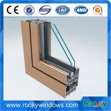 Hotsale Bangladesh-Fenster-im Aluminiumstrangpresßling-Profil