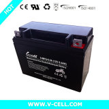 6V5ah Motorcycle Battery/Scooter Battery