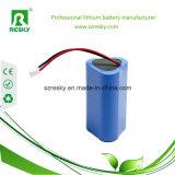 batteria ricaricabile di 12V 2000mAh per l'indicatore luminoso della bici e l'indicatore del LED