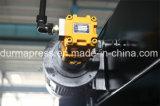 せん断し、打抜き機QC11y-8X2500油圧ギロチンの鋼板