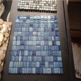 2017 heißer Verkaufs-preiswerte Fliesen, Glasmosaik-Fliese für Swimmingpool