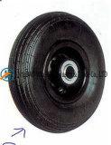 Pneumatische Räder 200*50 mit Gummirad
