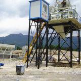 Mini centrale de malaxage concrète modulaire pour l'Amérique du Sud (Hzs35)