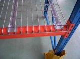 Metalldraht-Ineinander greifen-Plattform für Fach-Zahnstange