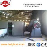 Occhiali di protezione della macchina di indurimento di sicurezza che temperano fornace