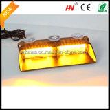 De Lichten van het Streepje van het amber LEIDENE Windscherm van de Auto