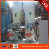 1-20t Machine van de Pelletiseermachine van het Voer van de Machine van de Korrel van de maniok de Kleine