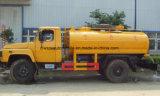 Dongfeng費用有効8000のL糞便の吸引のトラックタンカー8トンの真空の吸引の