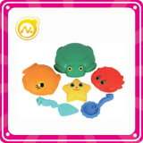 Het nieuwste Summer Toy 6 PCS Plastic Beach Toy