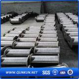 Treillis métallique d'acier inoxydable de certificat d'OIN avec le prix usine