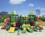 Parque de diversões de design novo Outdoor Outdoor Playground Equipment Outdoor Slide for Kids