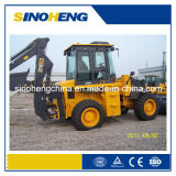 최고 XCMG Wz30-25 3ton 4WD Industrial Backhoe Wheel Loader