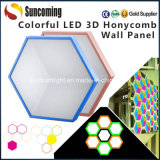 Conception RVB 3D DIY LED Disco Club Stair Wall Light