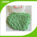 Fertilizante granulado 15-5-20 2MGO da concessão NPK