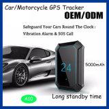 Langer Reservezeit-Auto GPS-Verfolger mit der Echtzeitpositionierung
