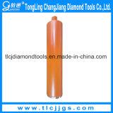 Morceau Drilling de diamant de qualité pour le marbre concret
