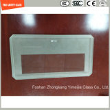 4-19mm Screen Printing Tempered Glass for Panel