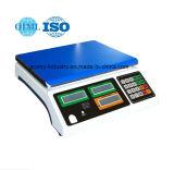 Echelle numérique électronique de calcul de prix avec écran tactile 30kg