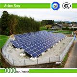1500W к стабилизированному кронштейну панели солнечных батарей 100kw