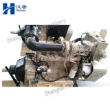 Motor del motor diesel de la bomba de fuego del agua de Cummins 6BTA5.9-P con el cambiador de calor y el PTO