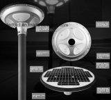 Luz solar vendedora caliente de la yarda de la corte de la plaza del UFO