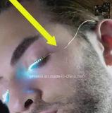 2017 giocattoli infiammanti di Hallowmas dei cigli degli autoadesivi LED della palpebra degli accessori popolari doppi