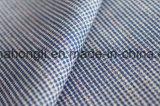 Tela tingida fio, tela da manta do Tr para o vestuário, 65%Polyester 32%Rayon 3%Spandex, 220g/Sm