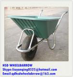 Тачка высокого качества Wb6414p с пластичным подносом