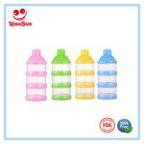 赤ん坊のためのマルチ層の粉乳の容器