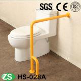 Barra de garra apropriada fornecida dourada do banheiro anti-bateriano do triângulo