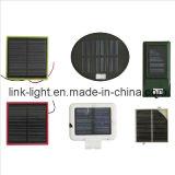 El panel solar de los cargadores de los juguetes y de los microteléfonos