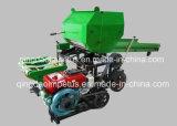 Venda quente redonda da prensa e do envoltório da ensilagem de milho em África