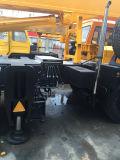 Grue de chenille hydraulique japonaise d'occasion utilisée de grue mobile de grue de terrain de grue de camion de Tadano 25tons