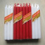 28g 30g 매일 점화 지팡이 초 순수한 백색 초