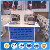 Machine de gaufrage de vêtement en t-shirt de haute qualité