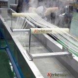 Plastic Pelletiserende Machine die Nylon + de Korrels van de Glasvezel maken