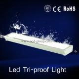 Illuminazione impermeabile 2016 della prova del vapore dell'indicatore luminoso IP65 150cm 50watt LED dell'asse dell'indicatore luminoso LED del tubo della Tri-Prova LED del Ce SMD 2835 in Cina