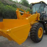 Sinoido Customize Construction Machinery de 6 Ton Sam966 Wheel Loader