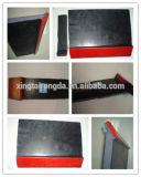 Panneau en caoutchouc de fabrication de jupe de convoyeur coloré