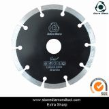 125mm Turbo Diamond Curved Saw Blade