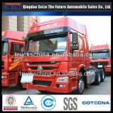 Des HOWO Speicherauszug-371HP Kipper des Lastkraftwagen- mit Kippvorrichtung18cbm