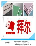 Бумага смотрела на Plasterboard перегородки Drywall, доску гипсолита, доску гипса для строительного материала