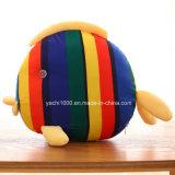 De regenboog Gevulde Vissen van het Stuk speelgoed van de Pluche